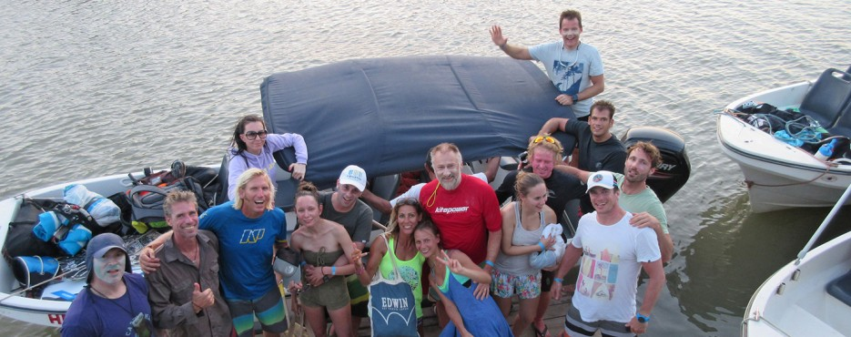 Kiteboarding and Kitesurfing Coaching Holidays and Clinics with Christian and Karine 2