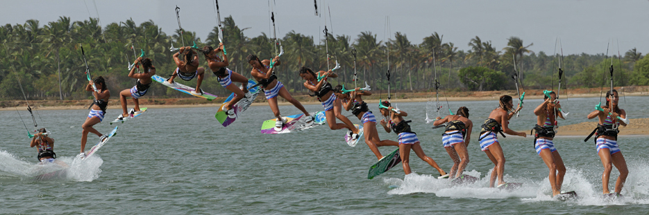 Kiteboarding and Kitesurfing Coaching Holidays and Clinics with Christian and Karine 1