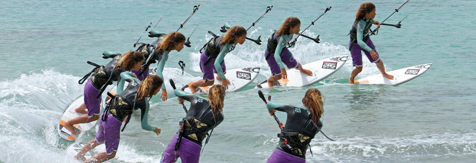 Kiteboarding and Kitesurfing Coaching Holidays and Clinics with Christian and Karine 5